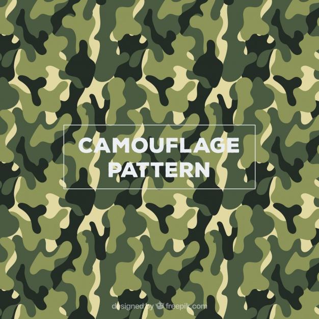 camouflagefarve til cargobukser