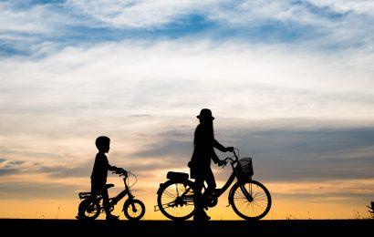 Lær dit barn mere med en Trybike