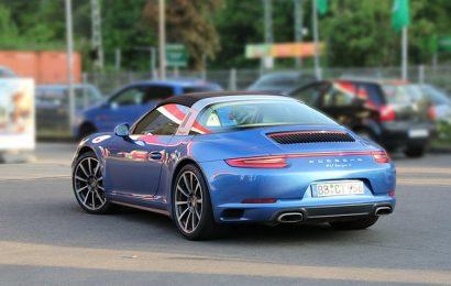 Porsche flexleaset