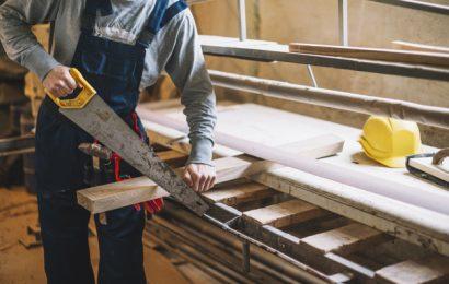 Stort udvalg af byggematerialer